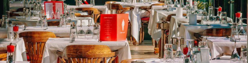 interaktywne menu na stronie restauracji